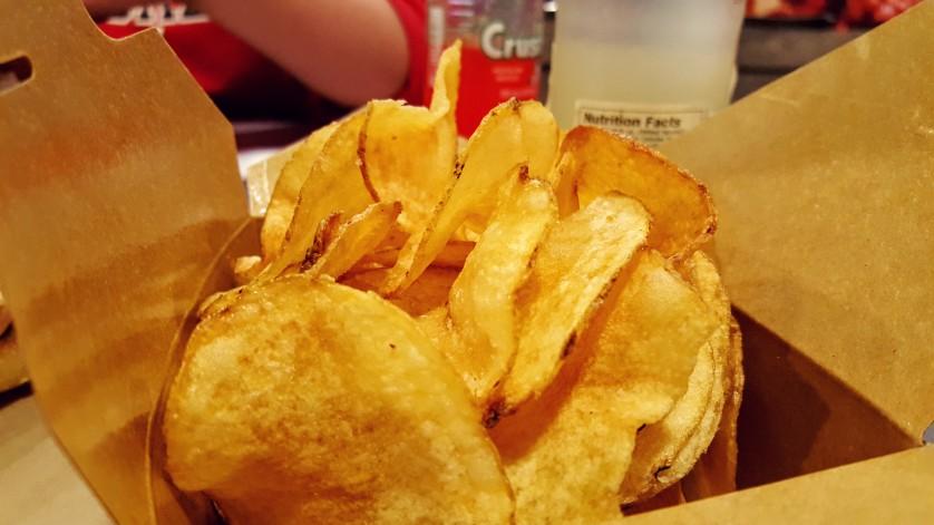 Stockyard Chips